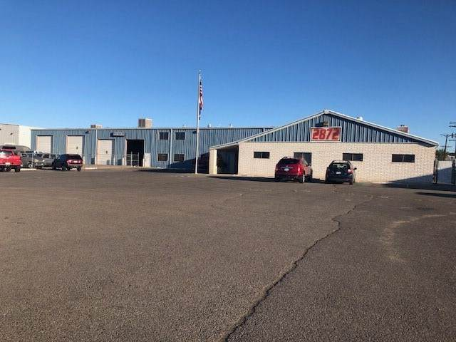 2872 I-70 Business Loop, Grand Junction, CO 81501 (MLS #20195604) :: The Christi Reece Group
