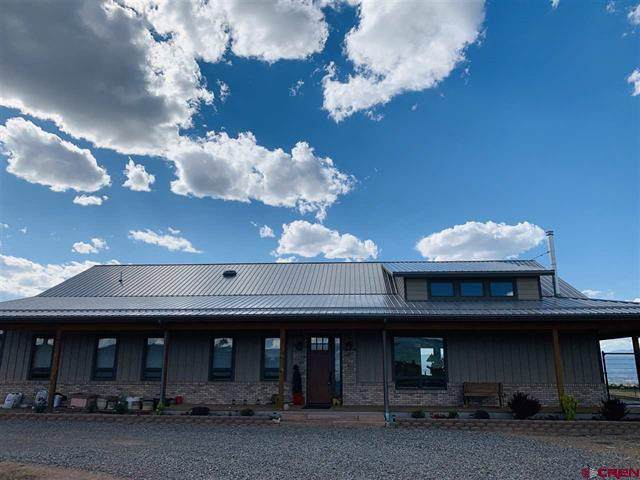 1809 Black Canyon Road, Crawford, CO 81415 (MLS #20195759) :: The Christi Reece Group