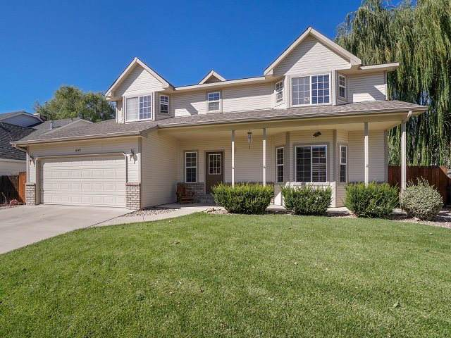 609 Beth Court, Grand Junction, CO 81504 (MLS #20195785) :: The Christi Reece Group