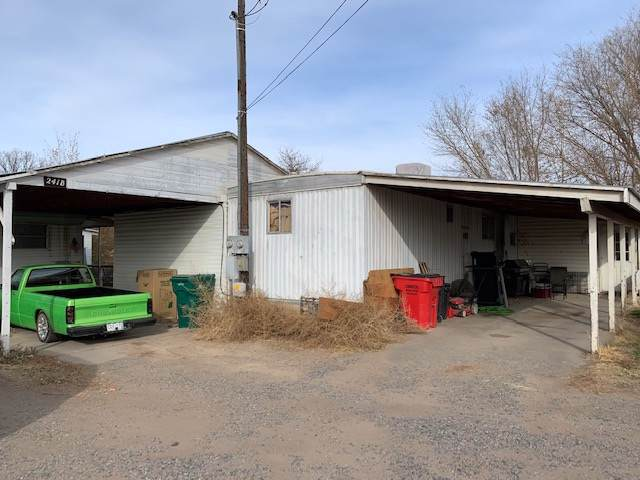 241 29 Road A & B, Grand Junction, CO 81503 (MLS #20196364) :: The Christi Reece Group