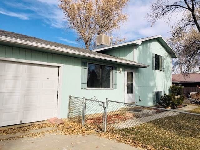 234 E Rangely Avenue, Rangely, CO 81648 (MLS #20196419) :: The Christi Reece Group