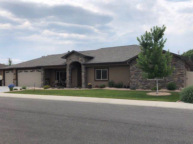 907 Kami Circle, Grand Junction, CO 81506 (MLS #20196662) :: The Christi Reece Group