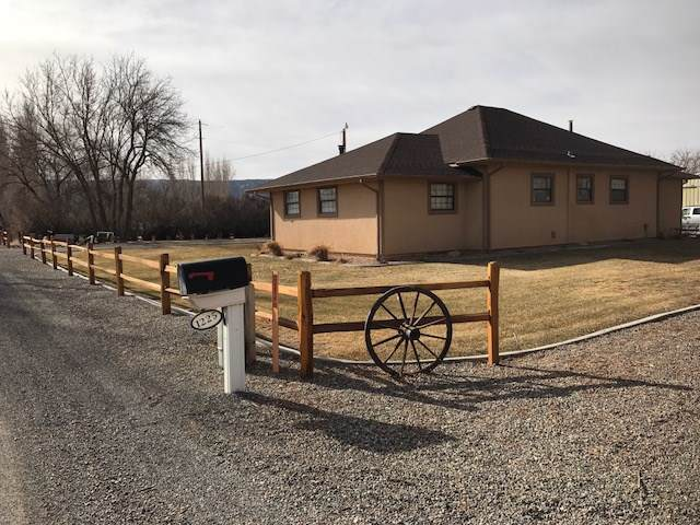 1225 13 1/2 Road, Loma, CO 81524 (MLS #20200261) :: The Christi Reece Group