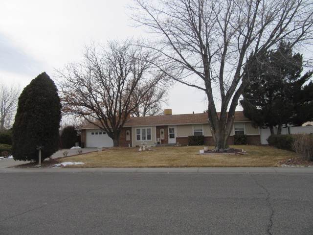 519 Grand Valley Drive, Grand Junction, CO 81504 (MLS #20200316) :: The Christi Reece Group