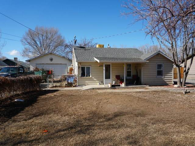 277 Coulson Drive, Grand Junction, CO 81503 (MLS #20200633) :: The Danny Kuta Team