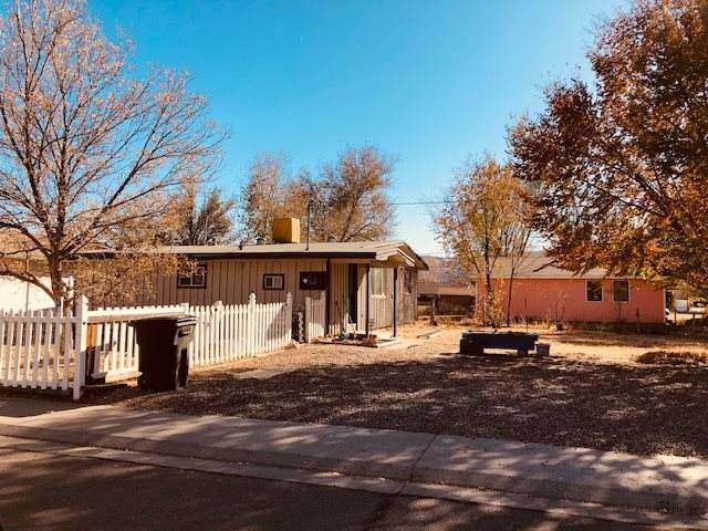 626 S Maple Street, Fruita, CO 81521 (MLS #20201159) :: The Grand Junction Group with Keller Williams Colorado West LLC