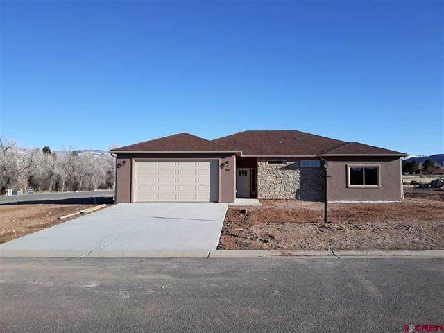 300 SE Cobblestone Court, Cedaredge, CO 81413 (MLS #20201350) :: The Grand Junction Group with Keller Williams Colorado West LLC