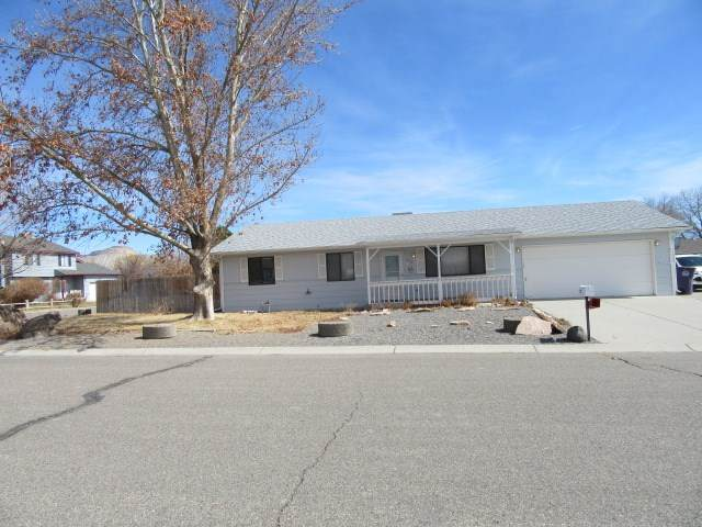 572 Sol Lane, Grand Junction, CO 81504 (MLS #20201498) :: The Christi Reece Group