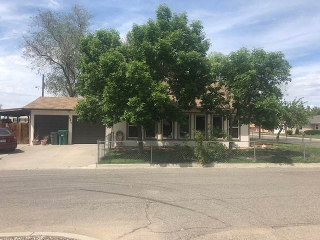 497 Ol Sun Drive, Grand Junction, CO 81504 (MLS #20201499) :: The Grand Junction Group with Keller Williams Colorado West LLC