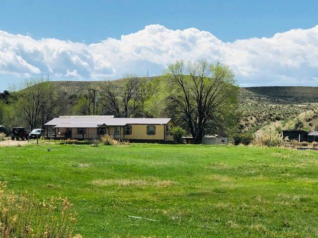 8640 County Road 2, Rangely, CO 81648 (MLS #20202084) :: The Grand Junction Group with Keller Williams Colorado West LLC