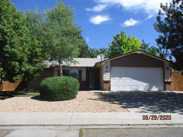 3054 Avalon Drive, Grand Junction, CO 81504 (MLS #20202505) :: The Christi Reece Group