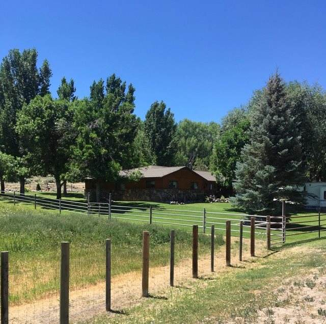 50409 Highway 330, Mesa, CO 81643 (MLS #20203368) :: CENTURY 21 CapRock Real Estate