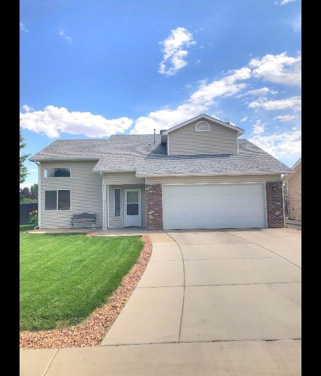 3113 Arrowhead Trail, Grand Junction, CO 81504 (MLS #20203596) :: The Christi Reece Group