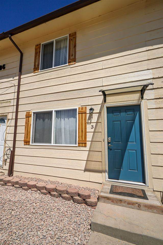 486 Tracy Drive #3, Clifton, CO 81520 (MLS #20203712) :: CENTURY 21 CapRock Real Estate