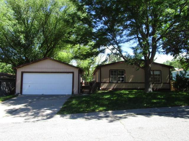 25 Cedar Circle, Parachute, CO 81635 (MLS #20203763) :: The Grand Junction Group with Keller Williams Colorado West LLC