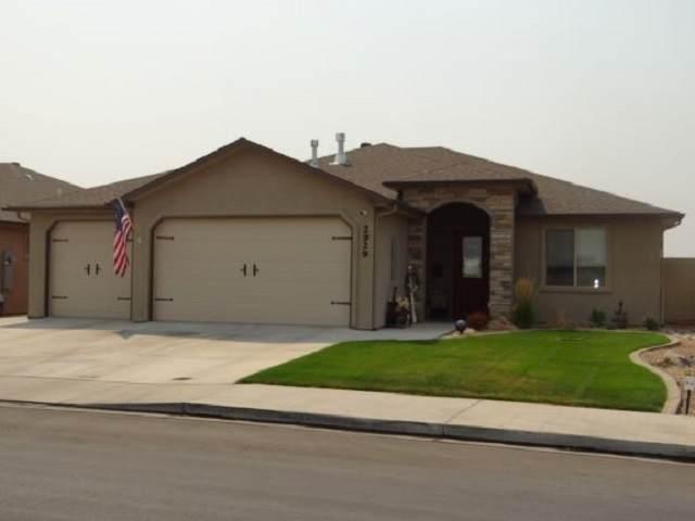 2929 Brodick Way, Grand Junction, CO 81504 (MLS #20204161) :: CENTURY 21 CapRock Real Estate