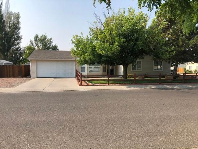 3133 Meadow Lane, Grand Junction, CO 81504 (MLS #20204217) :: The Christi Reece Group