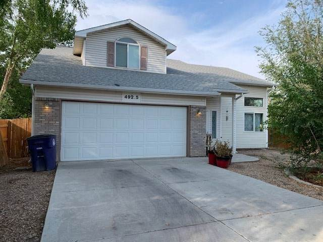 492 1/2 Mountain Drive, Grand Junction, CO 81504 (MLS #20204536) :: The Christi Reece Group