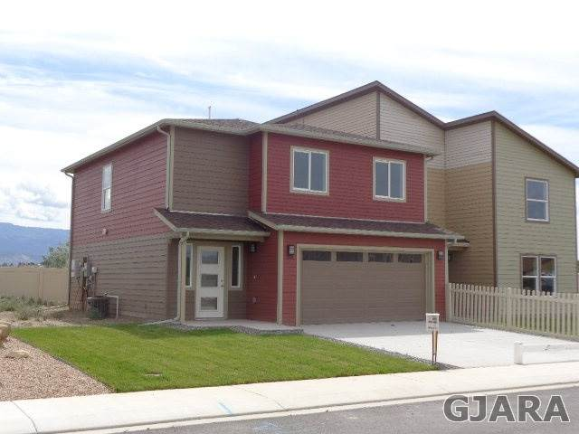 399 Green River Drive Confluence B, Grand Junction, CO 81504 (MLS #20205219) :: The Kimbrough Team | RE/MAX 4000