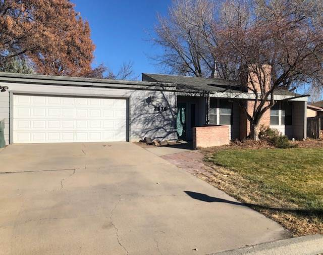 2676 Caribbean Drive, Grand Junction, CO 81506 (MLS #20205847) :: The Christi Reece Group