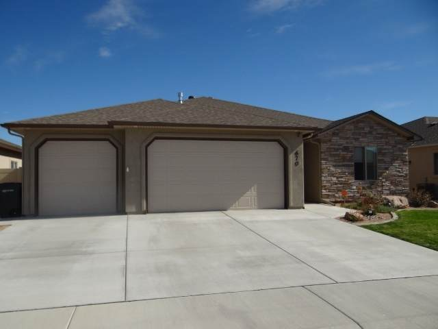 672 Megan Court, Grand Junction, CO 81504 (MLS #20205912) :: The Grand Junction Group with Keller Williams Colorado West LLC