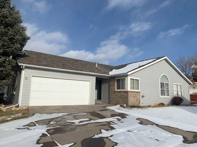 11 W Ridge Court, Parachute, CO 81635 (MLS #20206125) :: The Grand Junction Group with Keller Williams Colorado West LLC