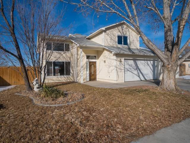 437 Countryside Lane, Grand Junction, CO 81504 (MLS #20210006) :: The Danny Kuta Team