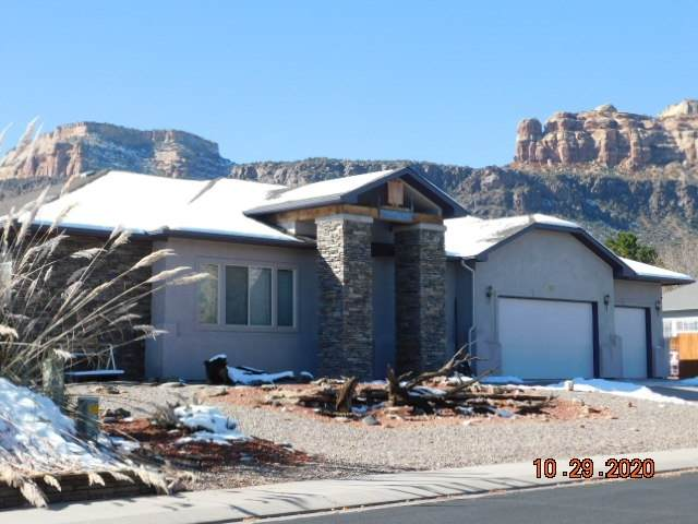 2163 Redcliff Circle, Grand Junction, CO 81507 (MLS #20210088) :: Western Slope Real Estate