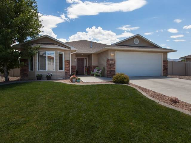 1446 Windsor Park Drive, Fruita, CO 81521 (MLS #20210448) :: The Grand Junction Group with Keller Williams Colorado West LLC