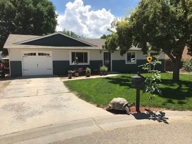 3033 Gerken Court, Grand Junction, CO 81504 (MLS #20210851) :: The Christi Reece Group