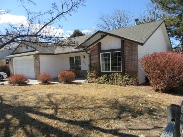 545 23 Road, Grand Junction, CO 81507 (MLS #20210882) :: Lifestyle Living Real Estate