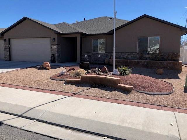 2867 Victoria Drive, Grand Junction, CO 81503 (MLS #20210929) :: The Grand Junction Group with Keller Williams Colorado West LLC