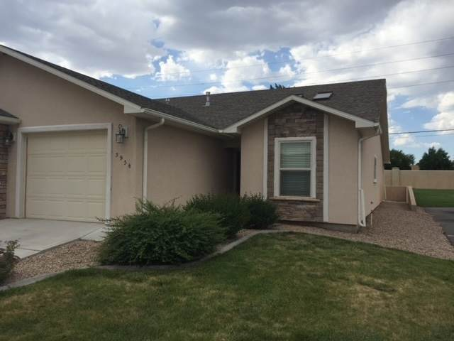595 1/2 Belhaven Way, Grand Junction, CO 81501 (MLS #20211085) :: The Christi Reece Group