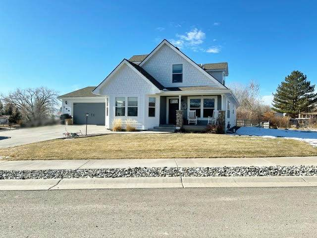 588 Juniper Street, Hotchkiss, CO 81419 (MLS #20211146) :: The Kimbrough Team | RE/MAX 4000