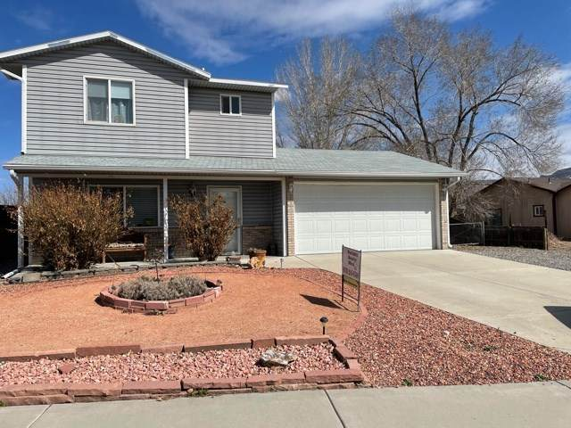 3174 Jamison Avenue, Grand Junction, CO 81504 (MLS #20211306) :: The Grand Junction Group with Keller Williams Colorado West LLC