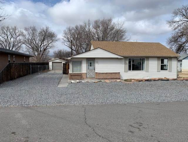 193 Indiana Street, Grand Junction, CO 81503 (MLS #20211338) :: The Joe Reed Team