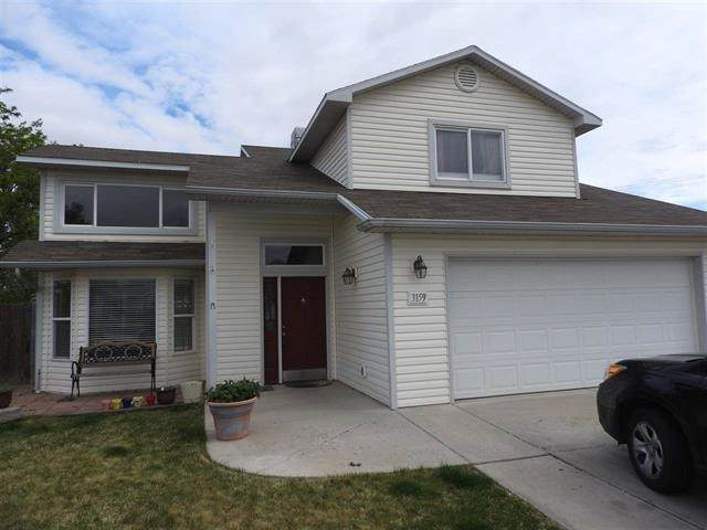 3159 Goldeneye Avenue, Grand Junction, CO 81504 (MLS #20211974) :: The Joe Reed Team
