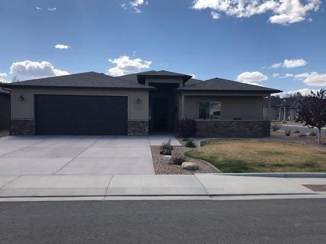 2675 Amber Spring Way, Grand Junction, CO 81506 (MLS #20212063) :: The Joe Reed Team