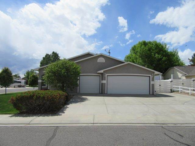 661 Thornhill Court, Grand Junction, CO 81504 (MLS #20212253) :: The Kimbrough Team | RE/MAX 4000