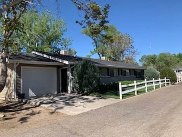 2119 N 1st Street, Grand Junction, CO 81505 (MLS #20212258) :: CENTURY 21 CapRock Real Estate