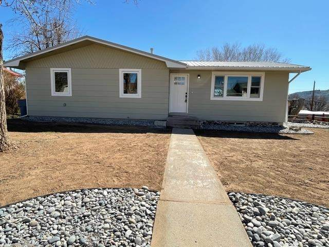 334 Fairway Avenue, Rifle, CO 81650 (MLS #20212263) :: The Grand Junction Group with Keller Williams Colorado West LLC