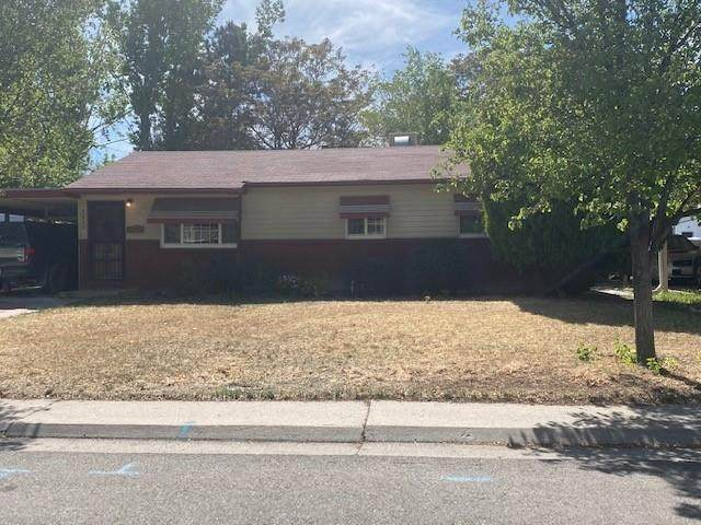 2201 N 21st Street, Grand Junction, CO 81501 (MLS #20212304) :: The Danny Kuta Team