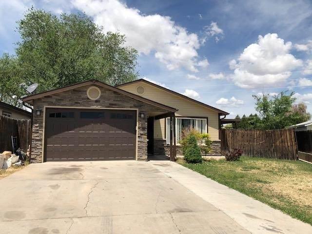 247 1/2 Beaver Street, Grand Junction, CO 81503 (MLS #20212410) :: Michelle Ritter