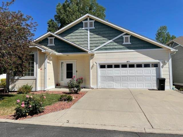 607 1/2 Cottage Meadows Court, Grand Junction, CO 81504 (MLS #20212635) :: Michelle Ritter