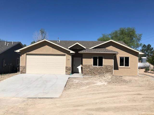 499 Red Fox Court, Grand Junction, CO 81504 (MLS #20213044) :: The Joe Reed Team