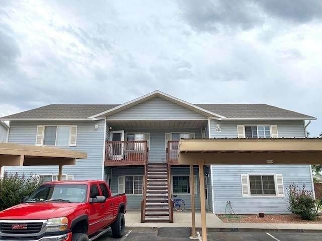 1158 E Carolina Avenue #4, Fruita, CO 81521 (MLS #20213243) :: The Grand Junction Group with Keller Williams Colorado West LLC