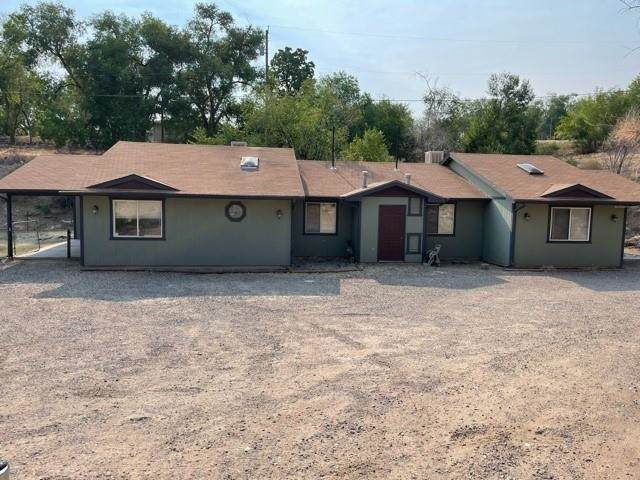 103 Country Club Park Road, Grand Junction, CO 81507 (MLS #20213782) :: The Joe Reed Team