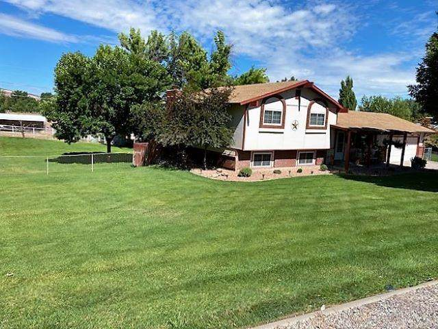 645 Peony Drive, Grand Junction, CO 81507 (MLS #20213962) :: The Grand Junction Group with Keller Williams Colorado West LLC