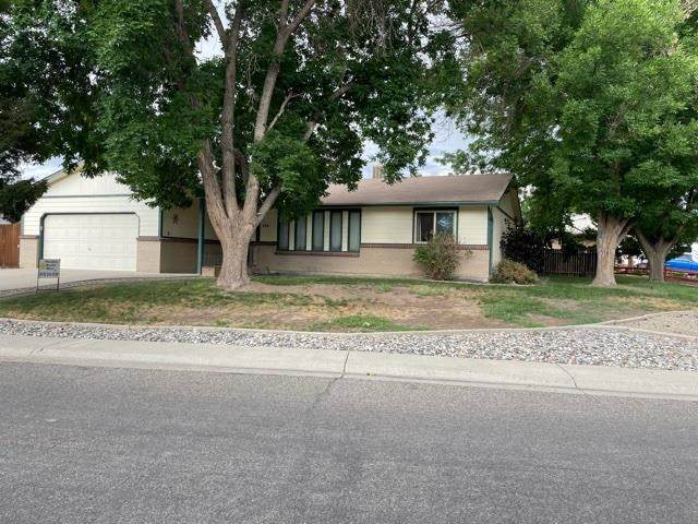 544 Grand Valley Drive, Grand Junction, CO 81504 (MLS #20213970) :: The Grand Junction Group with Keller Williams Colorado West LLC