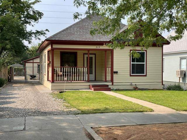 315 Chipeta Avenue, Grand Junction, CO 81501 (MLS #20214144) :: The Kimbrough Team | RE/MAX 4000